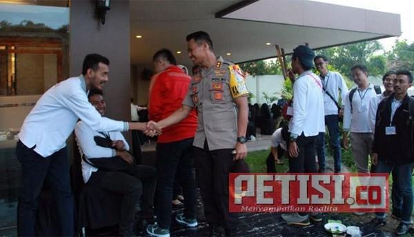 Permalink ke Polri-TNI di Kota Mojokerto Bersinergi Amankan Jalannya Pemilu 2019