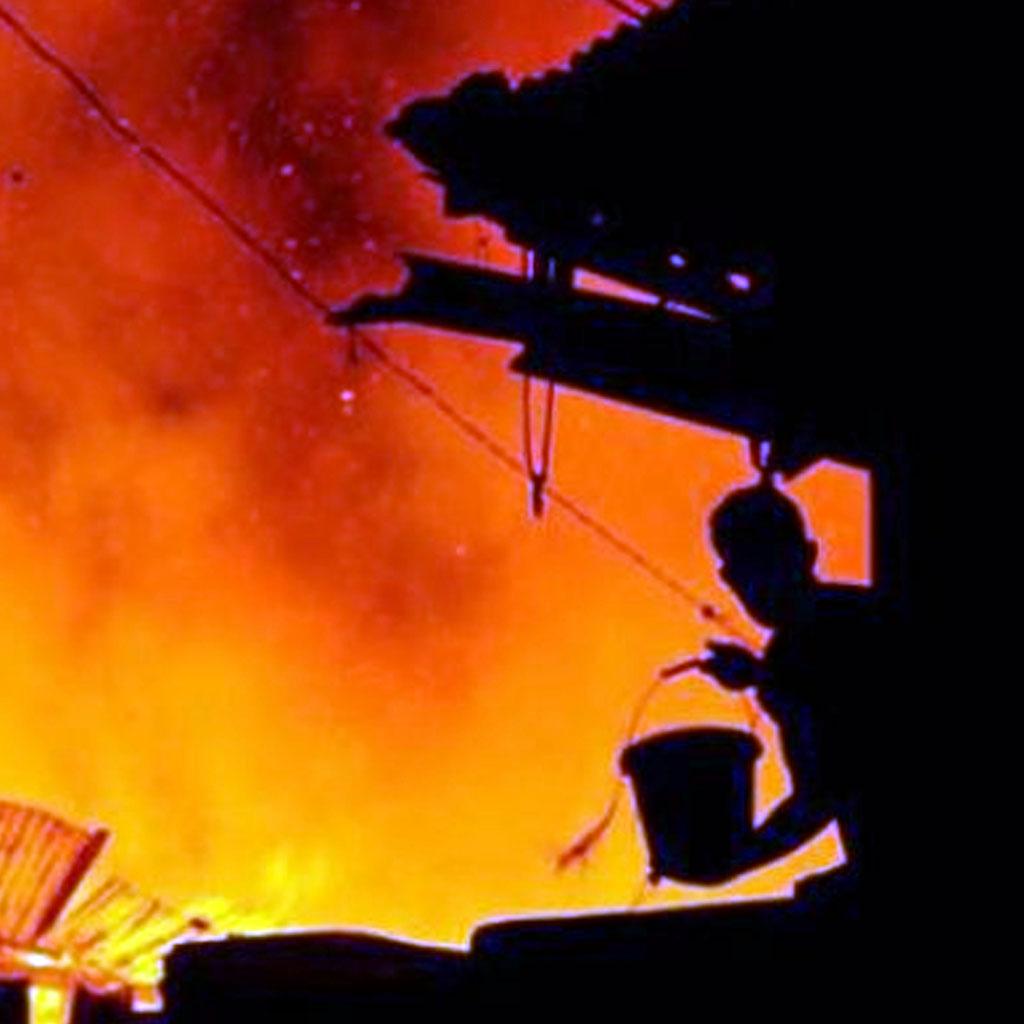 Permalink ke Gara-gara Bakar Sampah, Warung Ludes Terbakar
