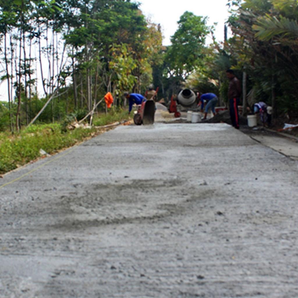 Permalink ke Desa Kare Kecamatan  Kare Kabupaten Madiun Realisasikan Program DD 2019