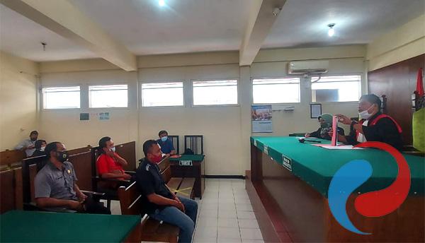 Polres Bondowoso Amankan 4  Pelaksana Pertandingan Gobak Sodor