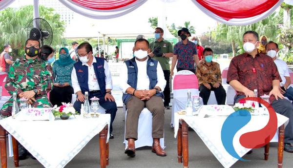 Permalink ke Sekdaprov Jatim Pastikan Kelancaran Vaksinasi Covid-19 di Surabaya