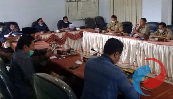 Hearing dengan DPRD Bondowoso, 151 Kades Minta Kepastian Jadwal Pilkades
