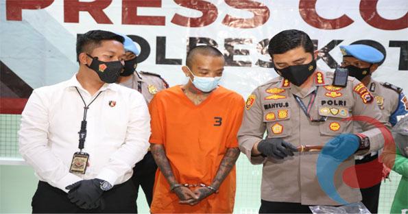Permalink ke Opsnal Ranmor Polresta Tangerang Bekuk Warga Cikasungka