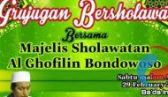 Permalink ke Grujugan Bersholawat Bersama Majelis Sholawatan Al-Ghofilin Bondowoso