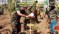 Permalink ke Program Penghijauan, Dandim Bondowoso Tanam Seribu Pohon