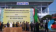 Permalink ke Wapres JK Resmikan Menara Masjid dan Gedung CIES Pondok Gontor