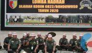 Permalink ke Koramil 01/0822 Bondowoso Juara 1 Lomba Hadrah Kodim 0822