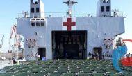 Permalink ke Selesai Laksanakan Evakuasi Kru 2 Kapal Pesiar, KRI dr. Soeharso Laksanakan Sterilisasi