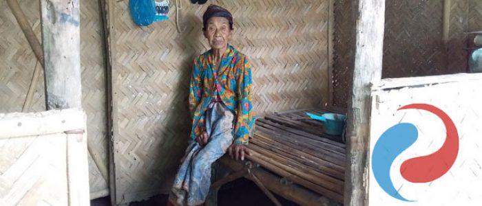Potret Kemiskinan Nenek Syamsiyah, Warga Pengarang Luput dari Bantuan Pemerintah