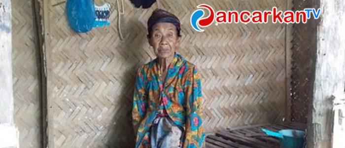 VIDEO: Potret Kemiskinan Nenek Samsiyah, Butuh Perhatian pemkab Bondowoso