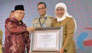 Permalink ke Gubernur Jatim  Dianugerahi Pemimpin Perubahan oleh KemenPAN RB