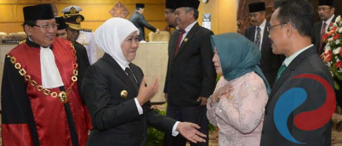 Anik Maslachah Resmi Dilantik Wakil Ketua DPRD Jatim
