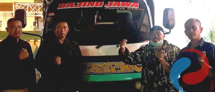 Bawa Kayu Sono Keling Ilegal, Warga Jatisari Diamankan Polisi