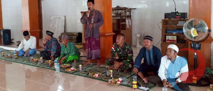 Memperingati Maulid Nabi  Muhammad SAW di Tapal Batas