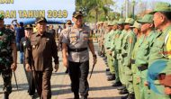 Permalink ke TNI, Polri dan Pemda Lamongan Apel Kesiapan Pilkades Serentak