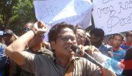 Permalink ke Massa  Demo ke Pemkab Bondowoso, Tuntut  Pencopotan Sekda