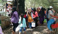 Permalink ke Ribuan Pengunjung Padati Hutan Kota Pakal Setiap Hari Minggu