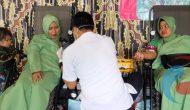 Permalink ke HUT TNI ke 74,  Persit Yonif Raider 514 Kostrad Gelar Donor Darah