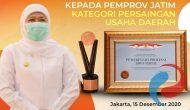 Permalink ke Jatim Raih Penghargaan KPPU Award 2020