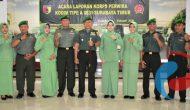 Permalink ke Dandim Surabaya Timur Pimpin Korps Perwira Masuk Satuan