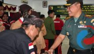 Permalink ke Kodim Surabaya Timur Gelar Sosialisasi Wasbang Triwulan 1 TA 2020