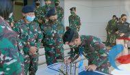 Permalink ke Pangarmada II Dampingi Pangdam V/Brawijaya Lepas Satgas Pamtas Yonif Mekanis 516/CY ke Papua