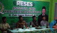 Permalink ke Reses Anggota DPRD Bondowoso H. Zaki Imron di Desa Klabang