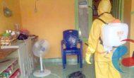 Permalink ke Kelompok Patrol Kerinduan Desa Penambangan Lakukan Penyemprotan Disinfektan