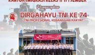 Permalink ke Kantor Imigrasi Kelas II TPI Jember: Dirgahayu TNI ke 74