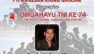 Permalink ke PTPN X Kebun Ajong Gayasan: Dirgahayu TNI ke 74