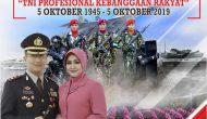 Permalink ke Polres Gresik Mengucapkan Dirgahayu TNI ke 74