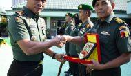 Permalink ke Dandim Surabaya Timur Pimpin Upacara Pindah dan Masuk Satuan
