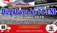 Permalink ke Kantor Imigrasi Kelas I Tanjung Perak Mengucapkan Dirgahayu TNI ke 74
